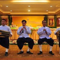 Muaythai musicians