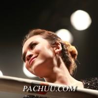 Diana Daniele, face of the Thailand vs Asia campaign