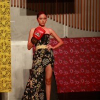 Fashion on the Muaythai runway