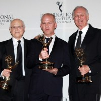 Alan Alda, Ryan Murphy and Norman Lear