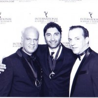 Riaz Mehta, Sammy Gollestani and Stephan Fox