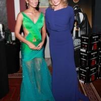 Prerna Wanvari and Jessica Lange