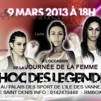 Women's Day Muaythai