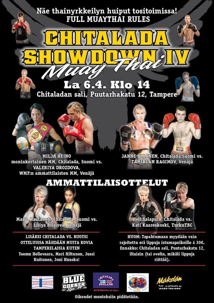 Chitalada Showdown