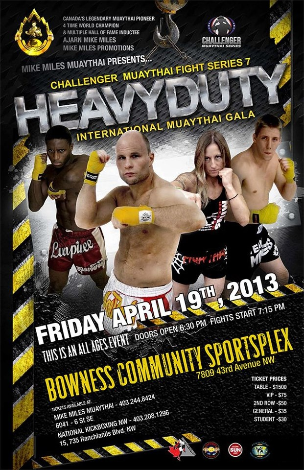 Heavy Duty poster