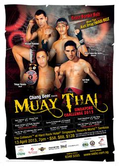 Singapore Muaythai Challenge