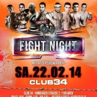 Fight Night 22 Feb