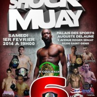 SHOCK MUAY 6 - 1 Feb