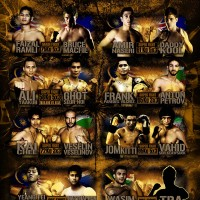 Evolution 27_Poster Fightcard A5