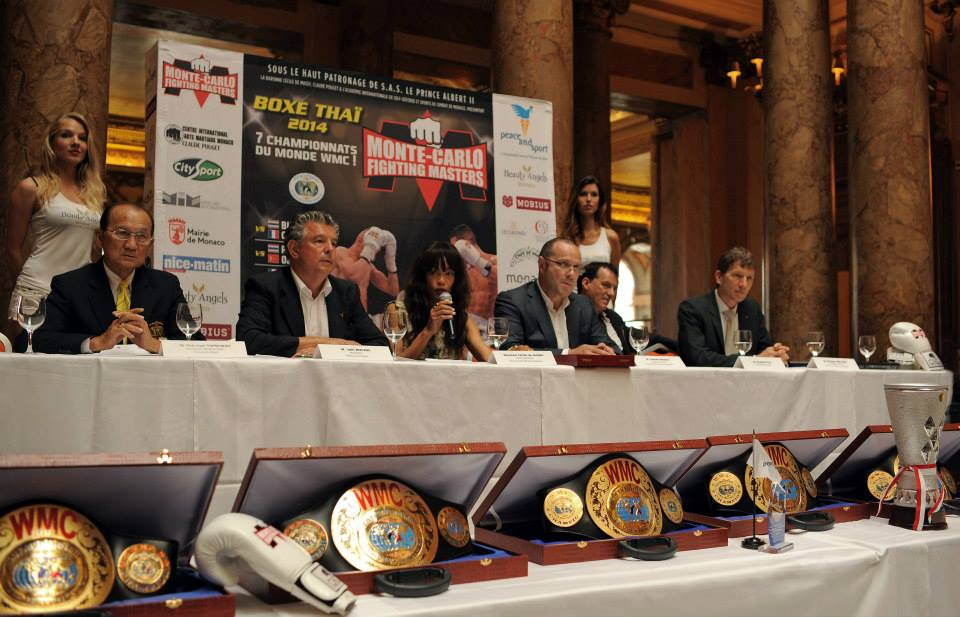 World Muaythai Council » Monte-Carlo Fighting Masters Press