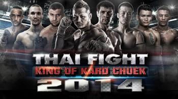 thai fight kard chek 2014(70kg)