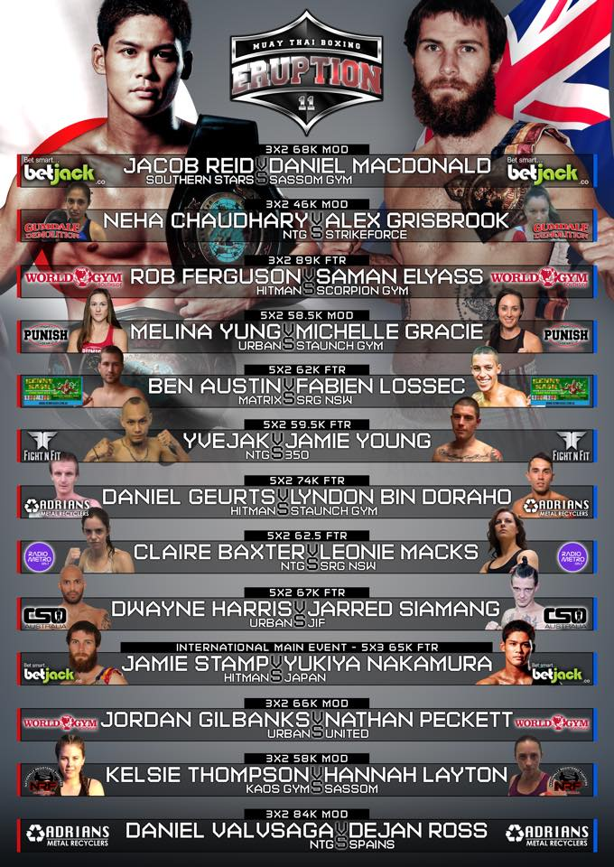 Eruption11_FightCard