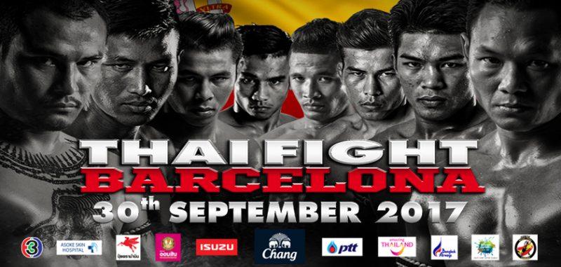 thaifight-barcelona