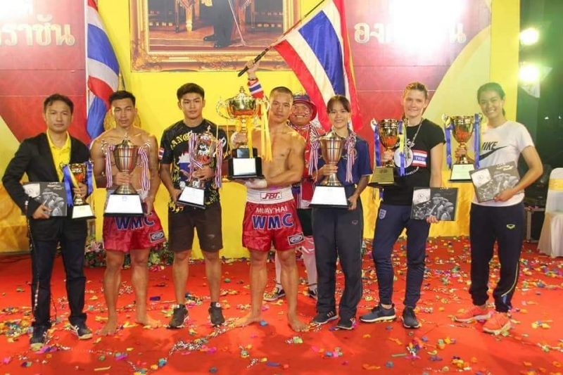 World Muaythai Council » King's Cup 2018