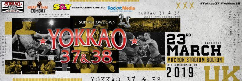 Yokkao 37 and 38