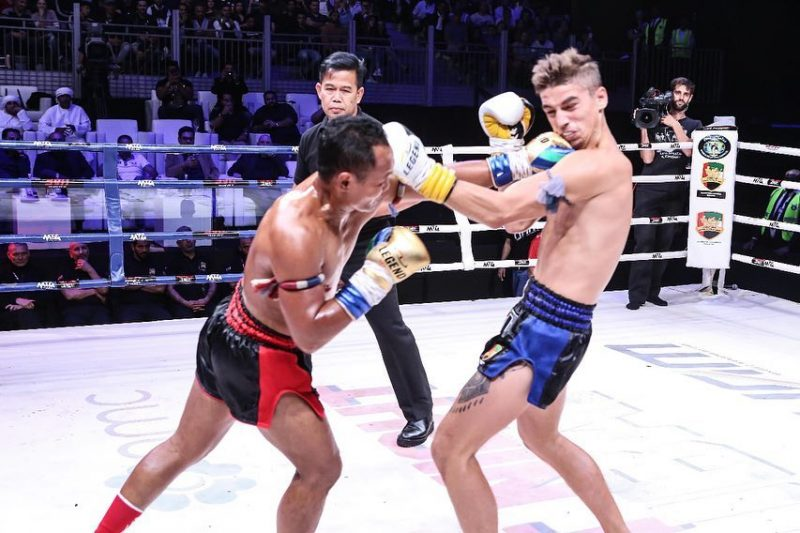 Dubai Fight Night 2
