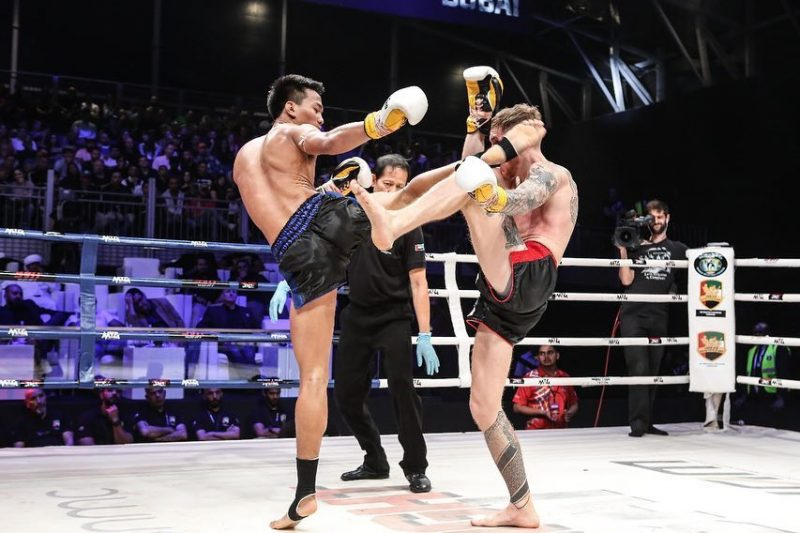 Dubai Fight Night 3