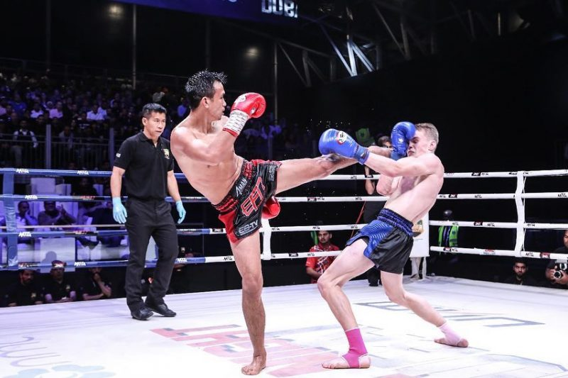 Dubai Fight Night 4