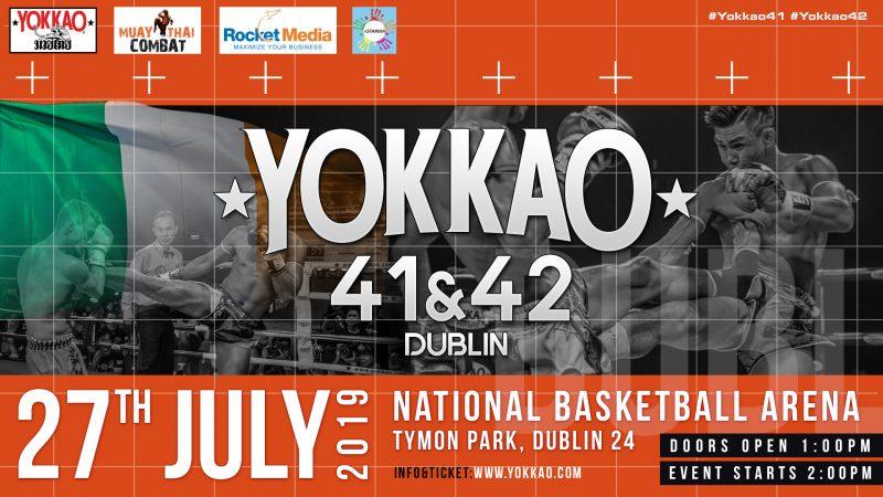 Dublin Yokkao