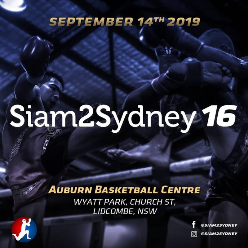 World Muaythai Council Siam 2 Sydney 16