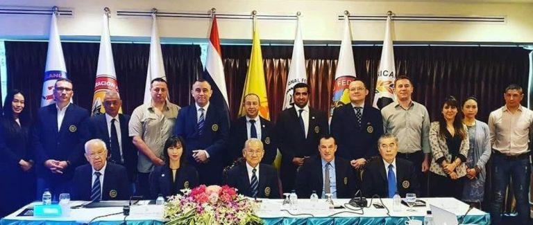 World Muaythai Council President Sakchye Welcomes The Muaythai Family In Thailand