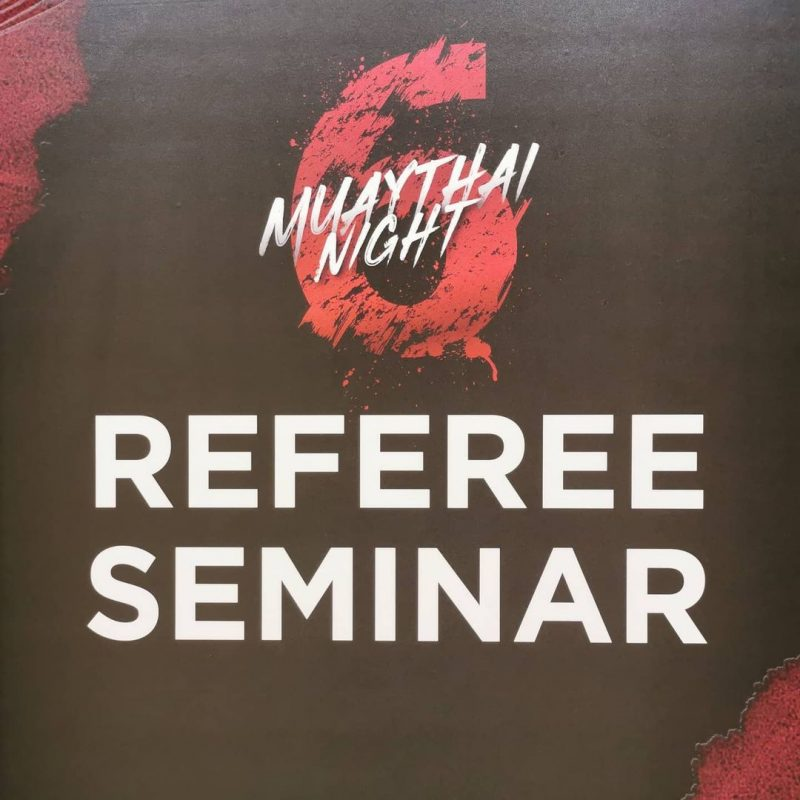 International Referee Seminar in Dubai