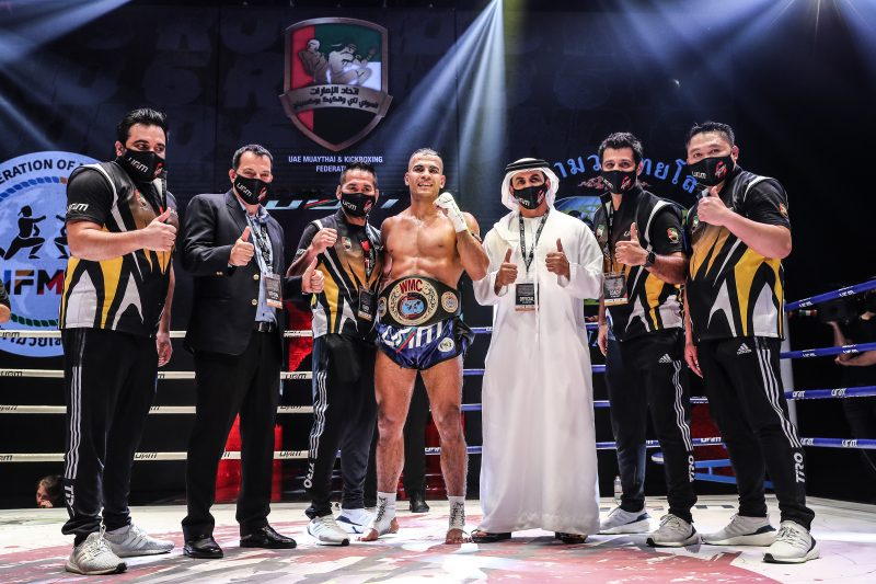 Ilyass Habibali Makes the UAE Proud