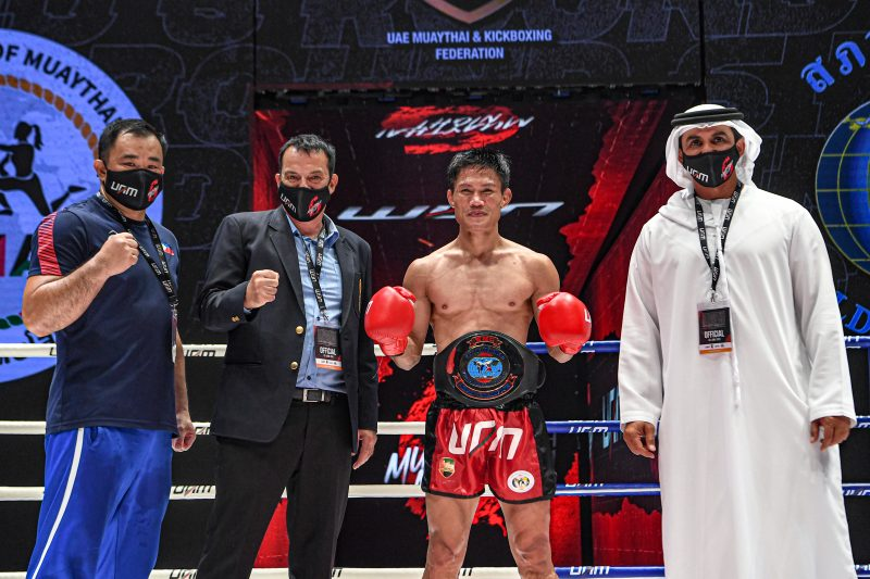 UAE Kicks Off the Muaythai Championships League